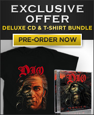 Magica Deluxe CD & T-shirt Bundle