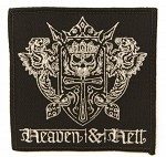 Heaven & Hell Embroidered Patch