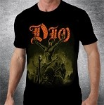 Dio Stand Up And Shout Anthology Dateback T-shirt