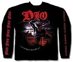 Dio Holy Diver Front/Magica European Tour 2001 Date Back L/S