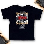 "Dio - ""Rock N' Roll Children"": toddler tee"