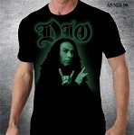 Dio Ronnie James Dio Metal Horns T-shirt