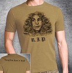 "Ronnie James Dio ""Long Live Rock 'N' Roll"" Memorial T-Shirt"