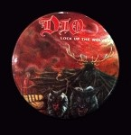 Dio Lock Up The Wolves Button (Pin)