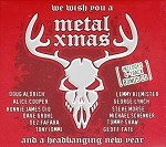 "Various Artists ""We Wish You A Metal Xmas"" CD"