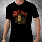 "Heaven & Hell ""Mob Rules"" USA Fall 2007 Dateback Tour T-shirt"