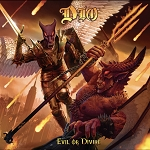 Dio Evil Or Divine: In New York City 3LP 180g Black Vinyl Triple-Gatefold with Lenticular 3D Album Sized Art Card: Limited Edition Deluxe Reissue