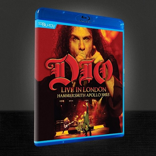 Dio Live In London Hammersmith Apollo 1993 Blu-Ray