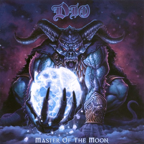 Dio Master Of The Moon 2CD Hardbound Mediabook original album plus rare bonus tracks