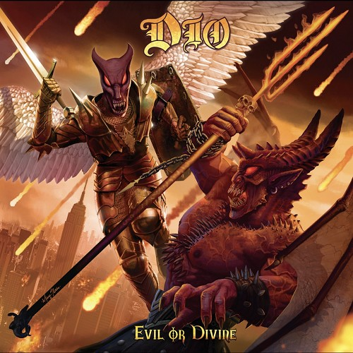 Dio Evil Or Divine: In New York City